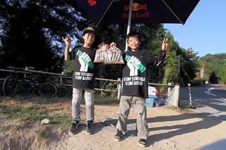 special prize : Yuma & Eito