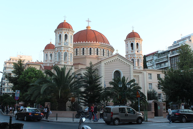The Metropolitan Church of Saint Gregory Palamas, Thessaloniki