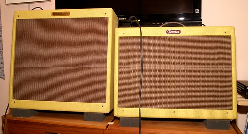 Fender® Forums • View topic - My Weber 5F6A Bassman Build-Up