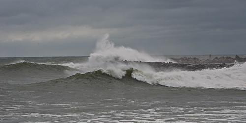 Rhode Island Ocean by Jerri Moon Cantone