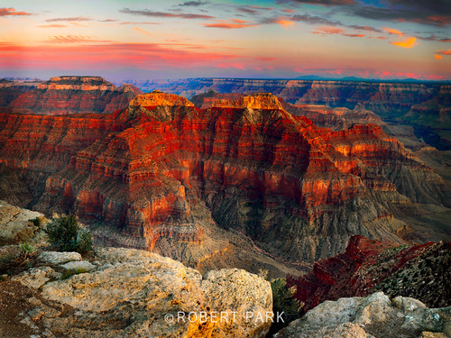 """PT Sublime"" By Grand Canyon, National Park By Robert Park  http://www.robert-park.com by Robert Park Photography"