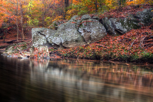 longexposure autumn fall colors washingtondc stream boulders granite current rockcreekpark wading rockcreek ef2470f28lusm leaftrails canon5dmkii leafswirls mygearandme mygearandmepremium mygearandmebronze mygearandmesilver mygearandmegold mygearandmeplatinum mygearandmediamond singhrayvarintrio
