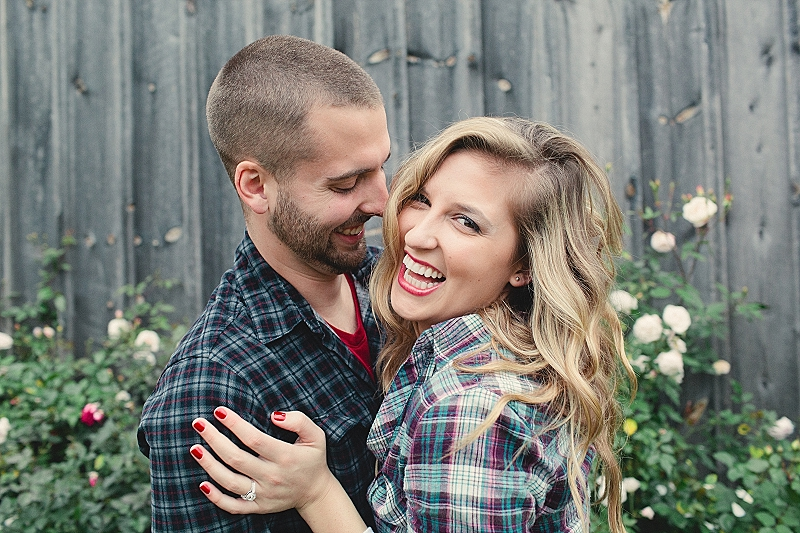 karly & cory engaged