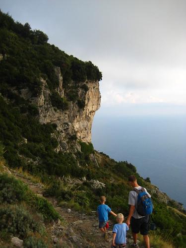 Footpath of the Gods hike