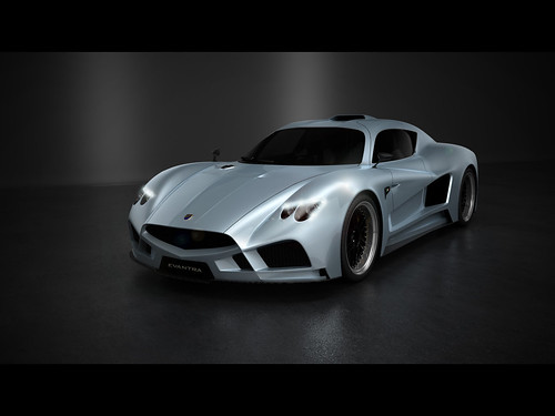 2012 Mazzanti Evantra Pictures Mazzanti automobili is delighted to announce that the Evantra n 00 is in the phase of completion. The world premiere will take place during the most exclusive Supercar show in the world where back in 2006 also the Antas was