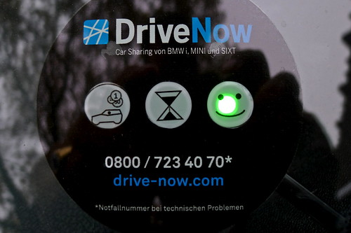 DriveNow Launch Köln