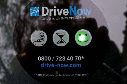 DriveNow Launch Köln