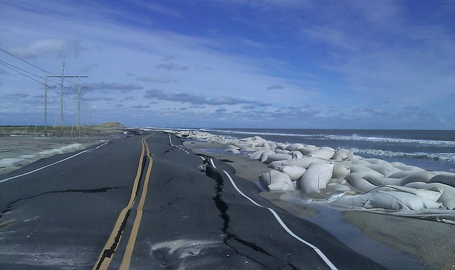 Hurricane Sandy - NC12