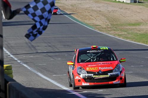Clio SMC Junior Motorsport - Palomino y Martín