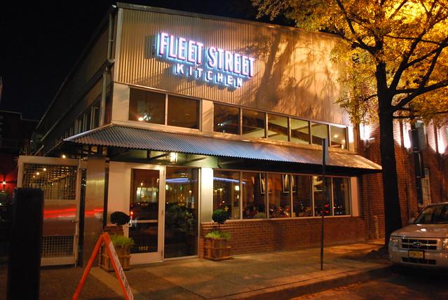 Fleet Street Kitchen New Years Eve