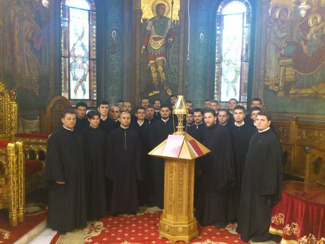 EVLOGHIA - Hramul Catedralei Patriarhale 2012