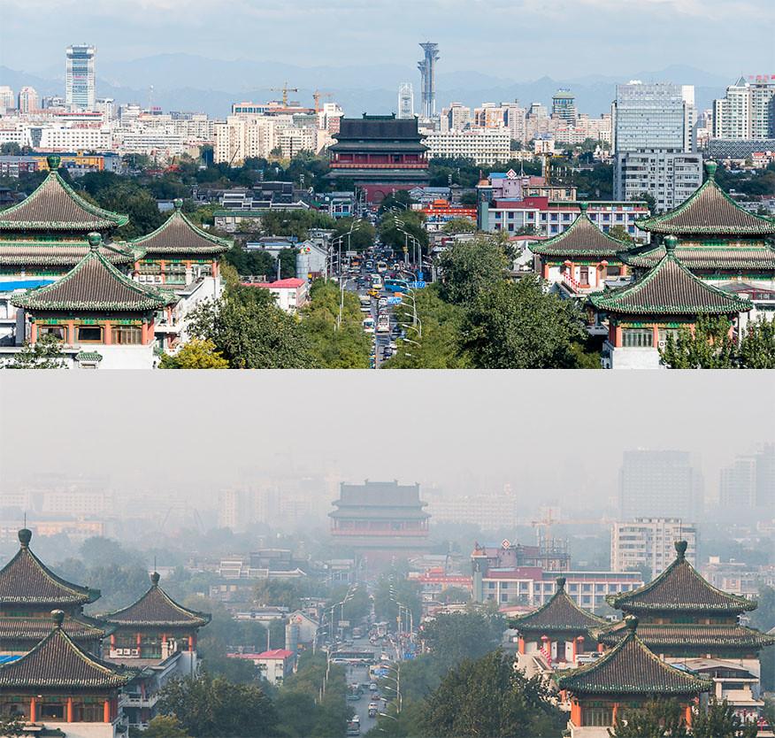 Beijing Nord Smog