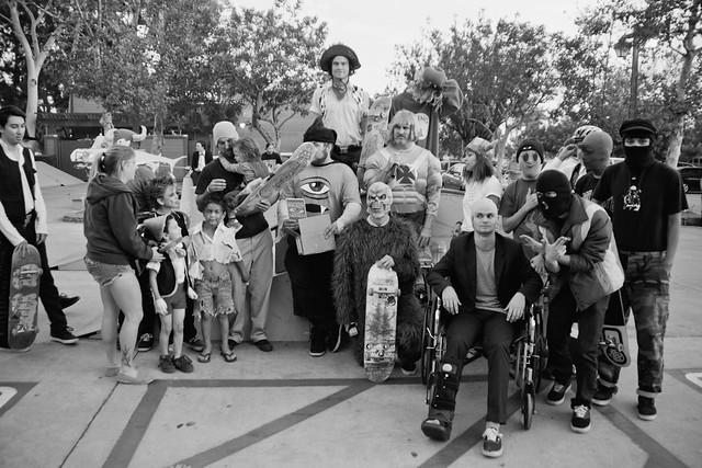 8th Annual Toy Machine Halloween Demo @ Active San Dimas!
