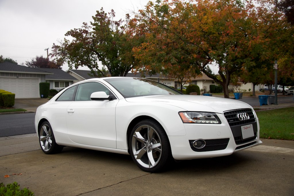 Rough start EPC light on low idle  Audi A5 Forum