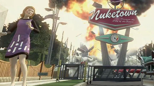 Preview Black Ops 2's Nuketown 2025 In New Video