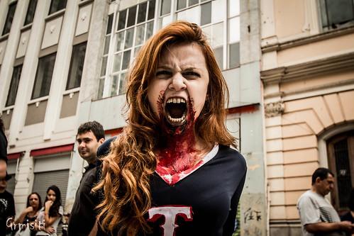 Zombie Walk 2012 - SP by Grmisiti, on Flickr