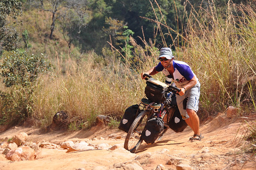 Hard roads through Cameroon