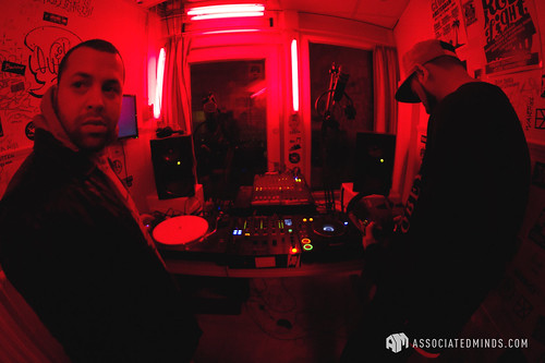 Darkhouse Fam @ Red Light Radio, Amsterdam