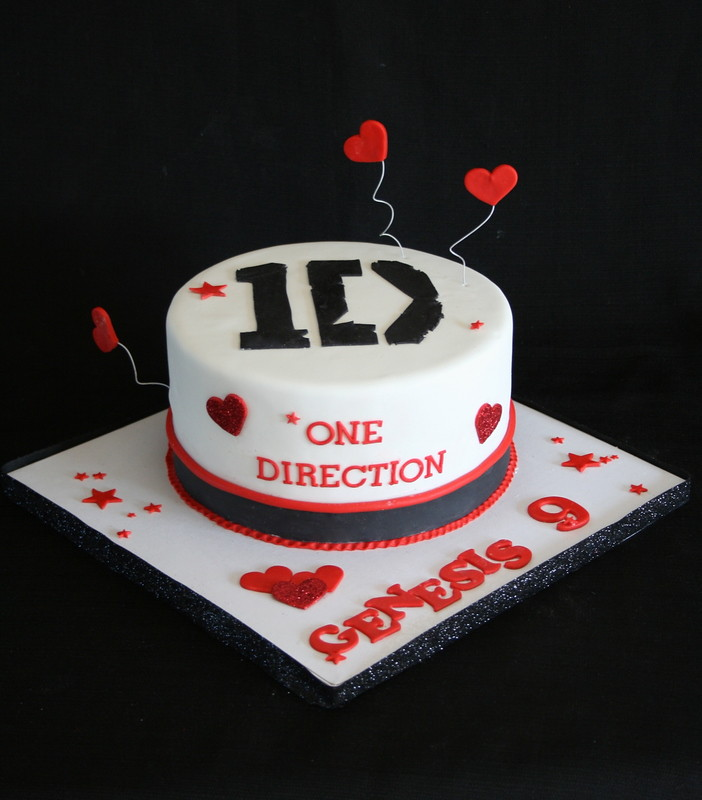 1 direction cakes