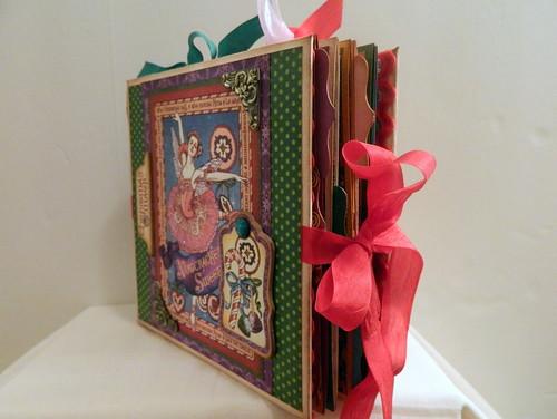 G45 Nutcracker Sweet Mini Book4