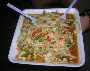 Thai som tham