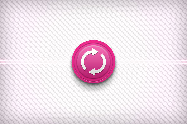 Pink Sync Button