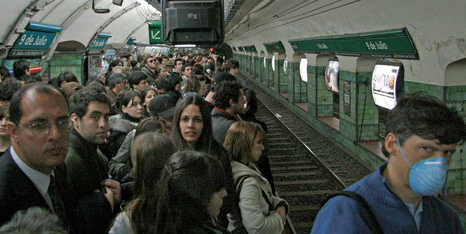 Buenos Aires subway (by: Erik Anderson, creative commons)