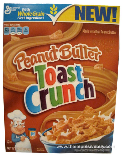 Peanut Butter Toast Crunch