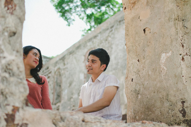 Kamal + Atiqa // Outdoor Portraiture