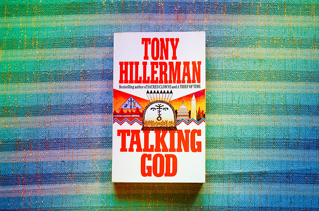 29php Tony Hillerman Talking God