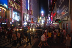 NYC, middle of the night...