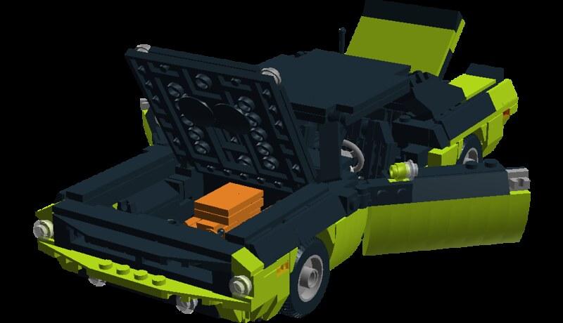 Plymouth AAR Cuda 8