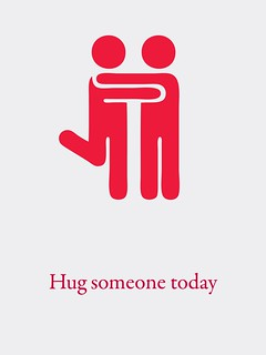 Hug Someone Today