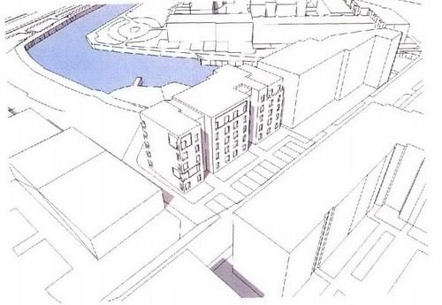 West Bowling Green Street Flats Plan