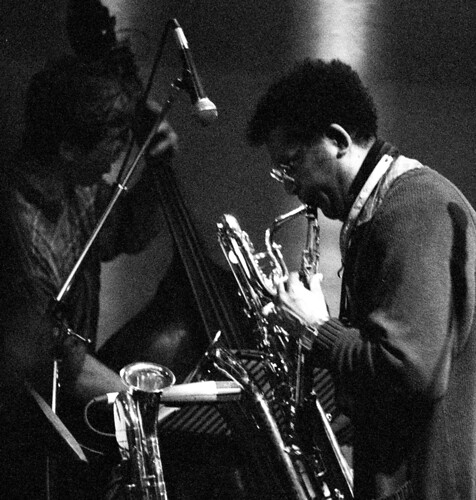 Anthony Braxton Jazz Cafe April 1991 15
