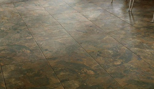Luxury Vinyl Tile Adds A Classic Feel To Newer Homes