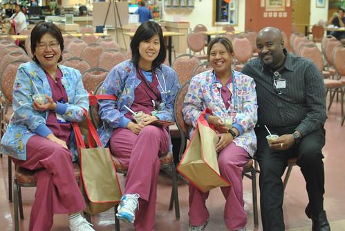 White Memorial Nurses