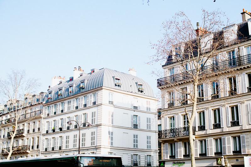 paris, day one.
