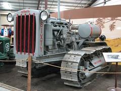 1931 Caterpillar 60 Diesel No. 1C2 1
