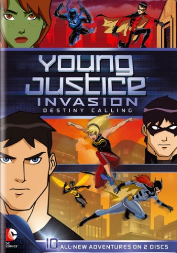 Young Justice S2 P1