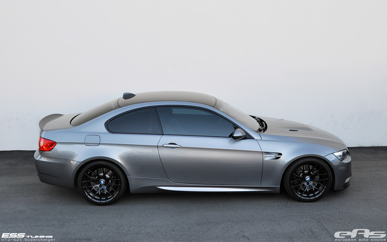 Clean Space Gray M3 Gets Supercharged Bmw Performance Parts Services