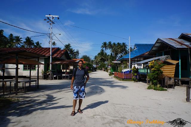 Jonathan in Indonesia