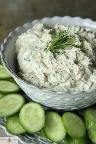 Smoked trout dip heather christo for Smoked fish near me