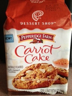 Pepperidge Farm Dessert Shop Carrot Cake