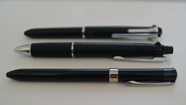 歴代多色ボールペン