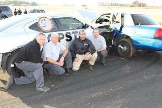 GPSTC and GSP Conduct Crash Test