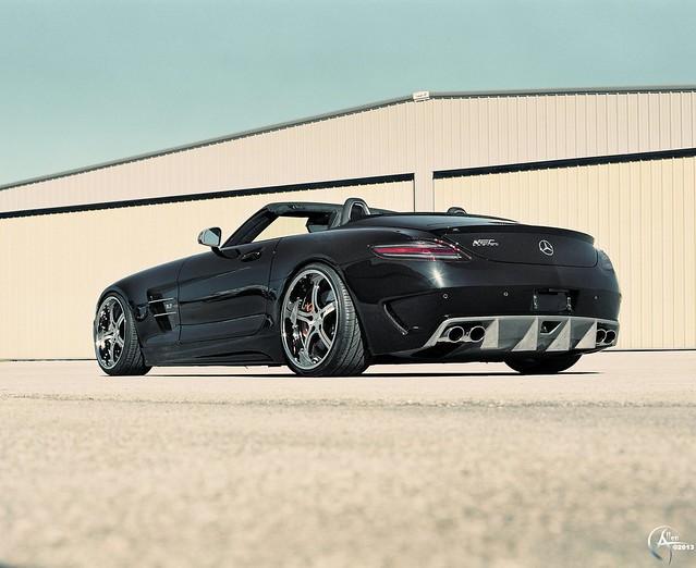 MEC Design SLS Roadster