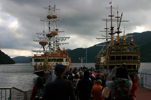Hakone Ships
