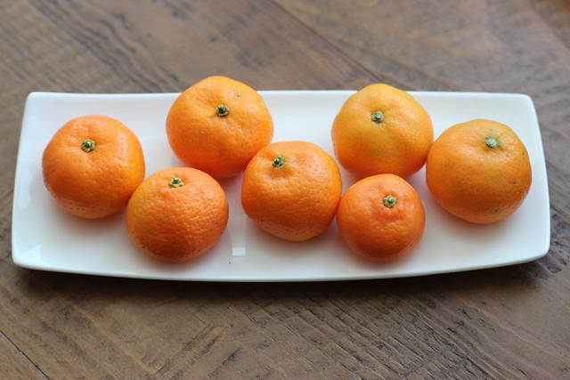 Kishu Mandarin - Farmer's Market