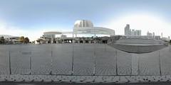 DSC_1435 Panorama PACIFICO YOKOHAMA Convention Hall